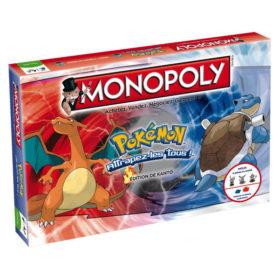 Jeu de société - Monopoly : Pokémon