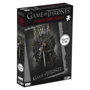 Puzzle - Game of thrones : Trône de fer
