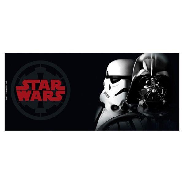 Mug Star Wars : Vador - Trooper (320ml)