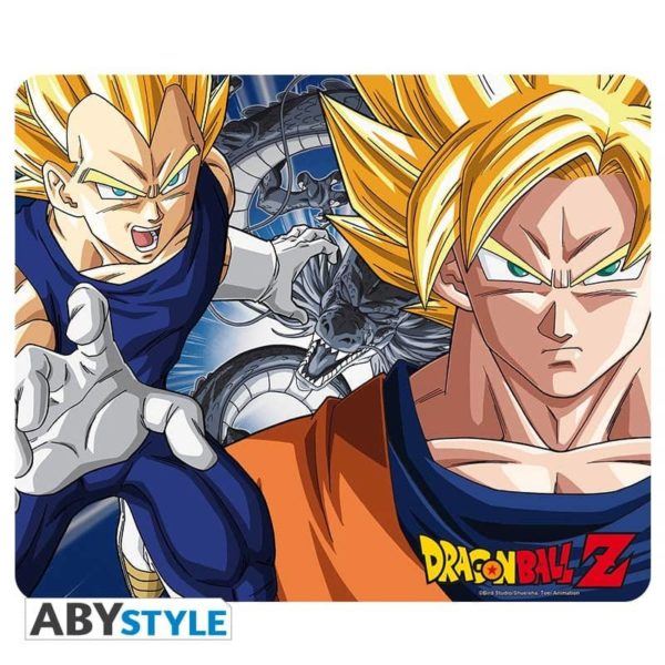 Tapis de souris Dragon ball Z : Goku & Vegeta