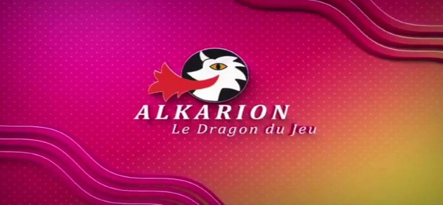 alkarion - le dragon du jeu