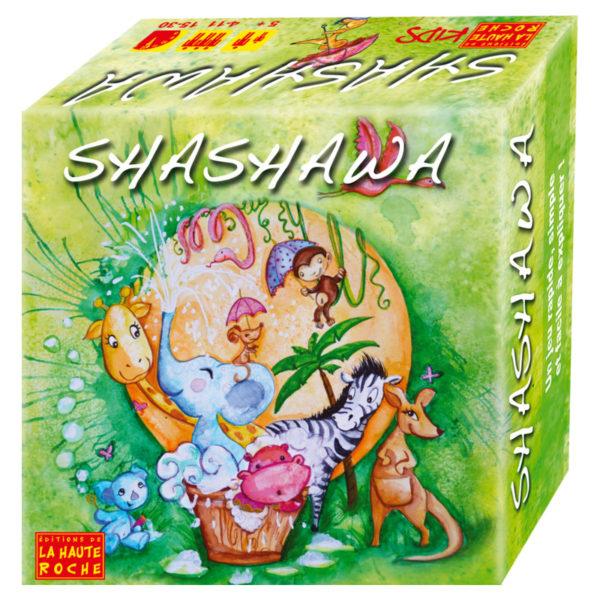 Jeu de société - Shashawa