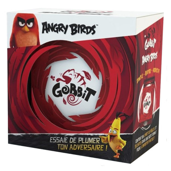 Jeu de société - Gobbit Angry birds
