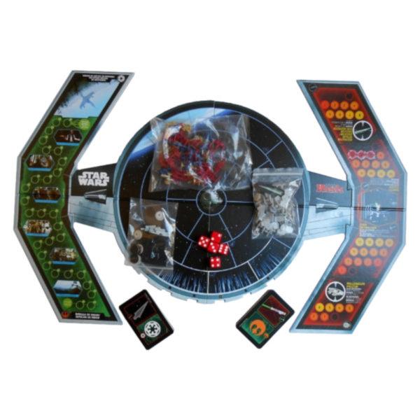 Jeu de société - Risk : star wars black édition