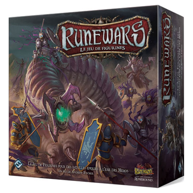 Runewars - Boite de base