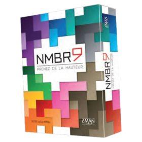 Jeu de société - Nmbr9