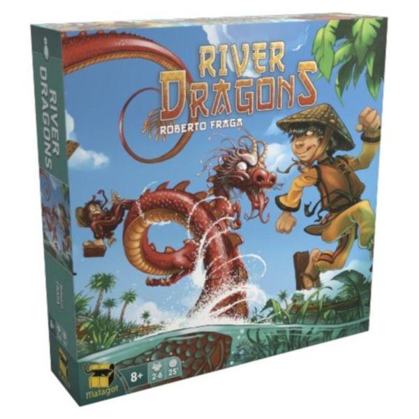 Jeu de société - River dragons