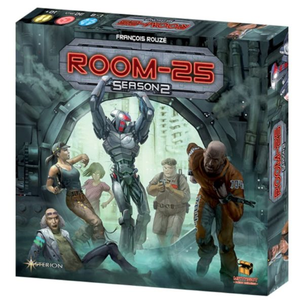 Room 25 : saison 2 (extension)