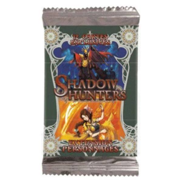 Shadow hunters : nouveaux personnages (Extension)