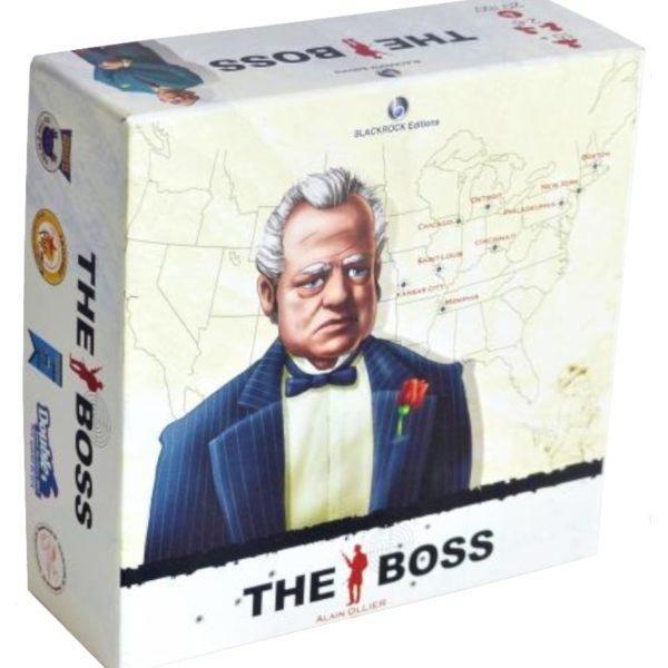 Jeu de société - The boss