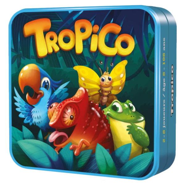 Jeu de société - Tropico