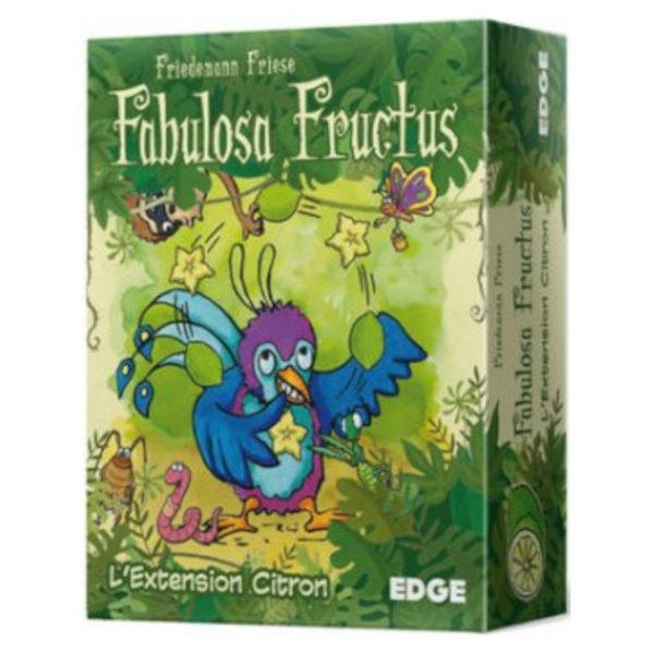 Jeu de société - Fabulosa fructus : Citron (extension)