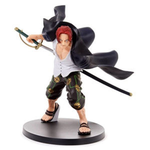 Figurine One Piece : Swordsmen Vol 2 Shanks