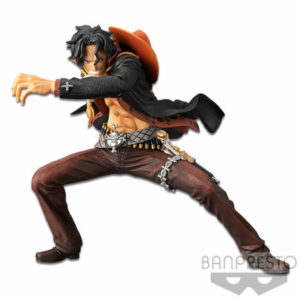 Figurine One Piece : Zoukei Monogatari Portgas D Ace Special Color