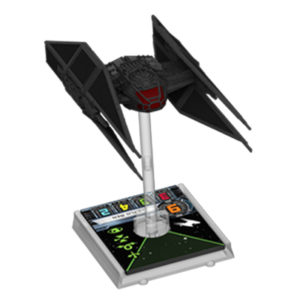 Star Wars X-wing : Tie Silencer (figurine)