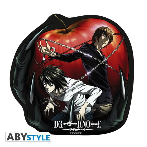 Tapis de souris Death note : L & Light