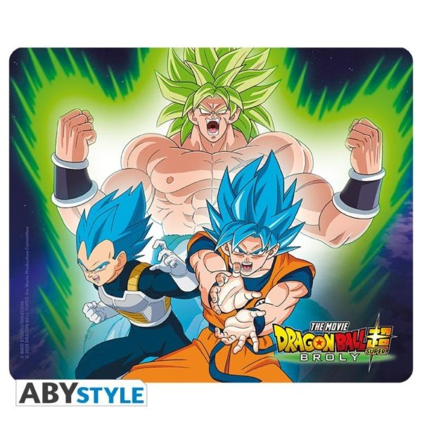 Tapis de souris Dragon ball super : Broly