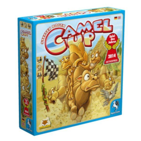 Jeu de société - Camel up