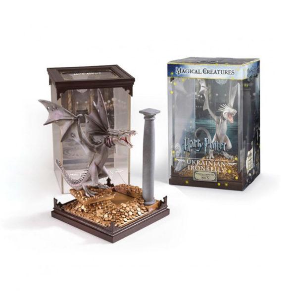 Figurine Harry Potter : Créatures magiques Dragon de Gringotts