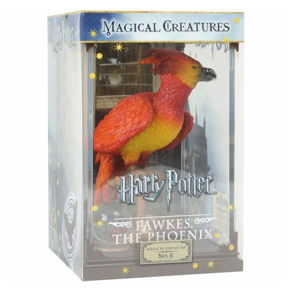 Figurine Harry Potter - Créatures magiques : Fumseck le phénix