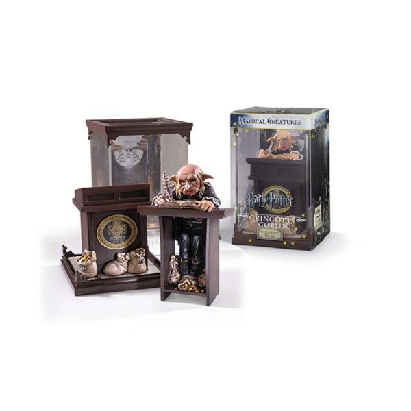 Figurine Harry Potter - Créatures magiques : Gobelin de Gringotts