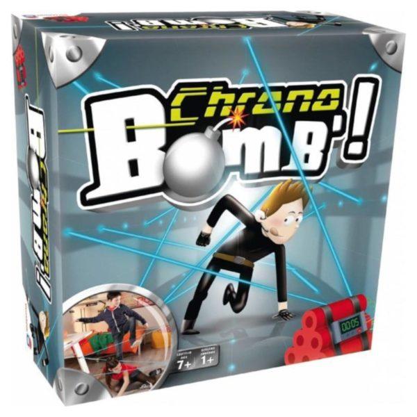Jeu de société - Chrono bomb