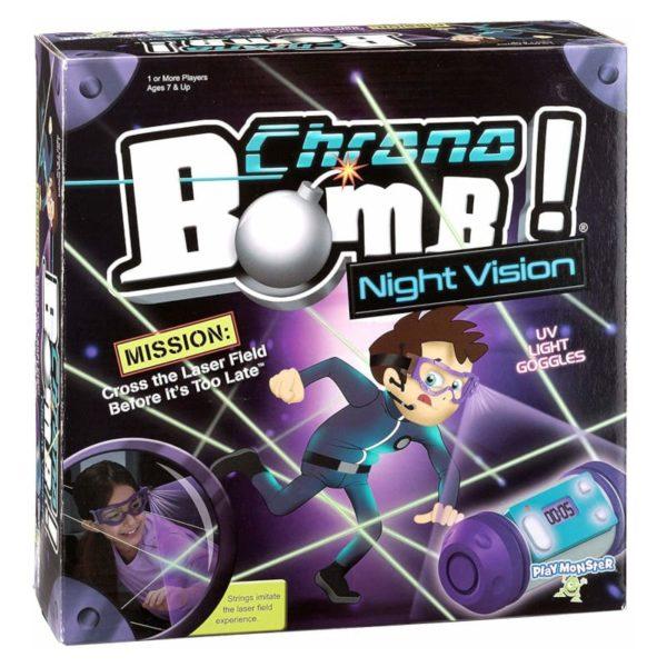 Jeu de société - Chrono bomb night vision