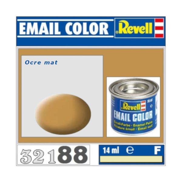 Peinture Revell - Ocre mat