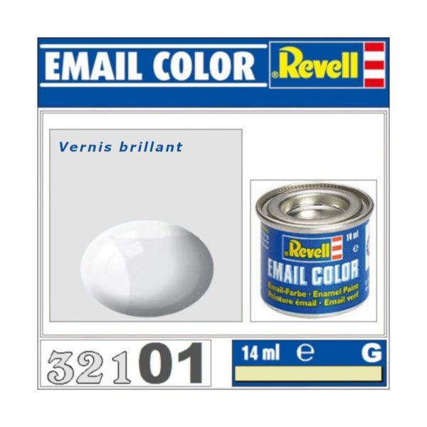 Peinture Revell - Vernis brillant