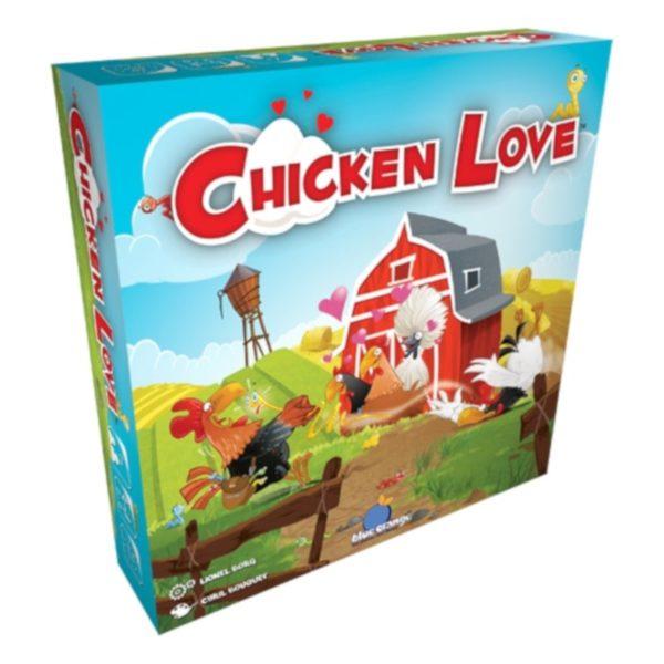 Chicken love (Poulettes)