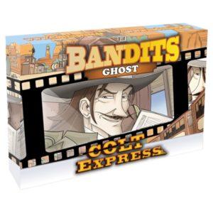 Jeu de société - Colt express Bandit : Ghosts (extension)