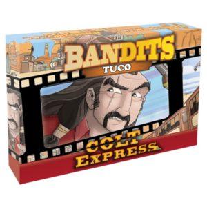 Jeu de société - Colt express Bandit : Tuco (extension)