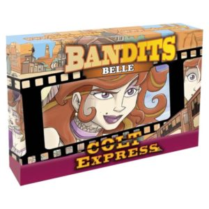 Jeu de société - Colt express Bandit : Belle (extension)