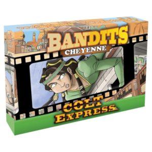 Jeu de société - Colt express Bandit : Cheyenne (extension)