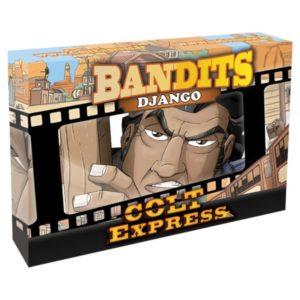 Jeu de société - Colt express Bandit : Django (extension)
