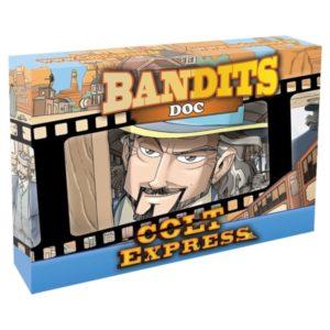 Jeu de société - Colt express Bandit : Doc (extension)