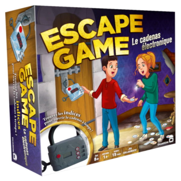 Jeu de société - Escape game