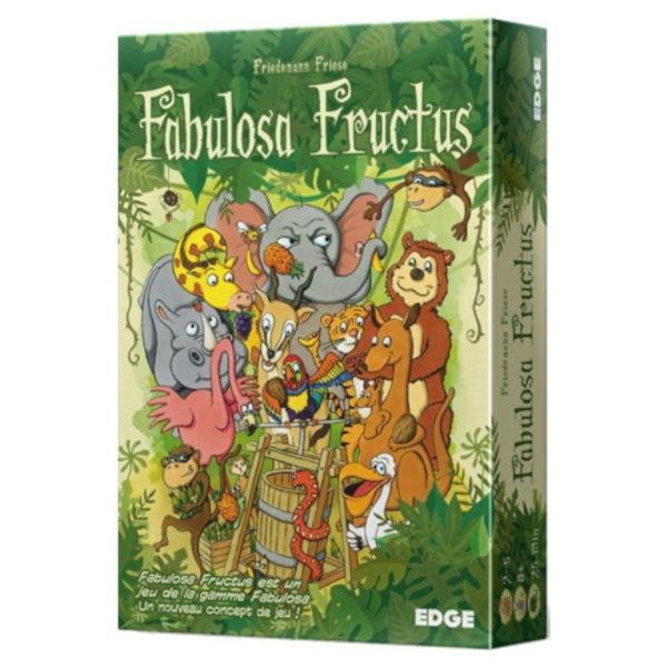 Jeu de société - Fabulosa fructus