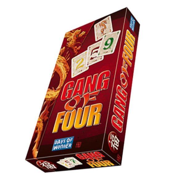 Jeu de société - Gang of four