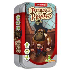 Jeu de société - L'auberge des pirates