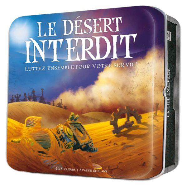 Jeu de société - Le désert interdit
