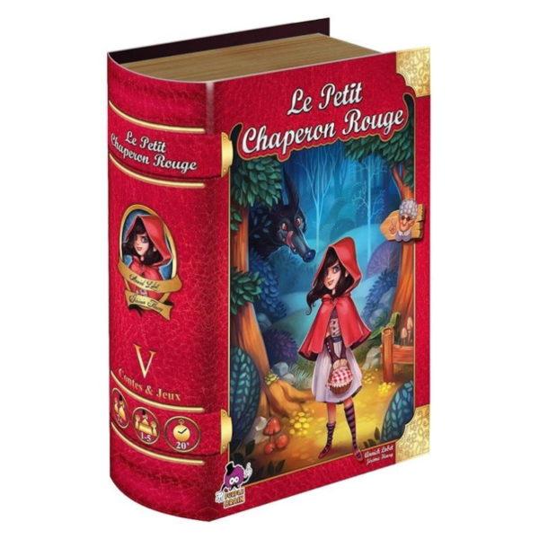 Jeu de société - Le petit chaperon rouge