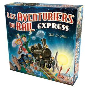 Jeu de société - Les aventuriers du rail express