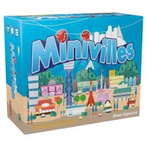 Jeu de société - Minivilles