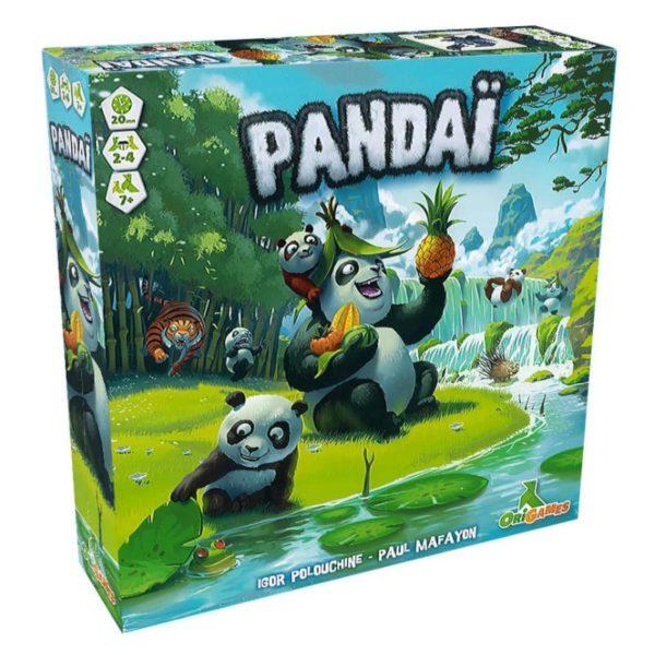 Jeu de société - Pandaï