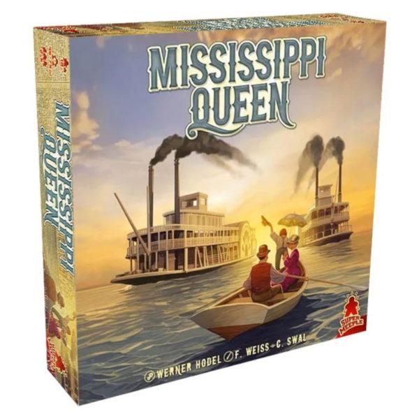 Jeu de société - Mississippi queen