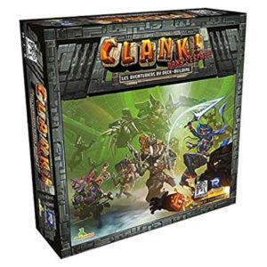 Jeu de société - Clank dans l'espace