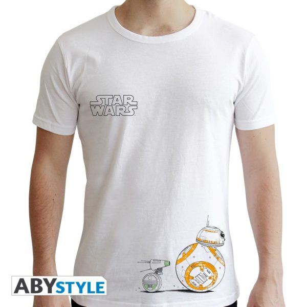 T-shirt Star wars : Droïdes