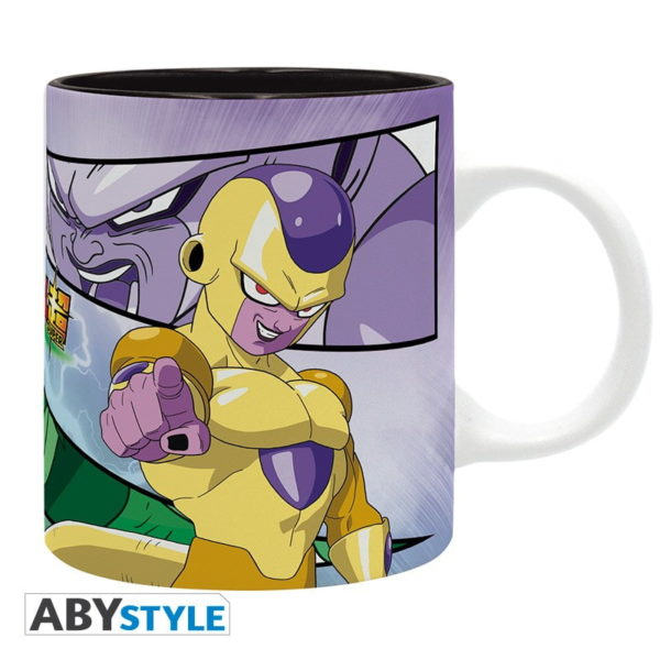 Mug Dragon ball Broly : Broly vs Freezer (320ml)