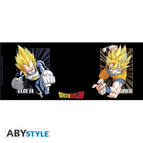 Mug Dragon ball : Goku et Vegeta (320ml)